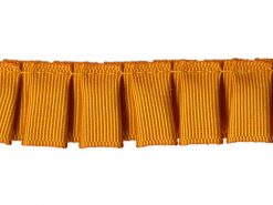 Box Pleated Grosgrain